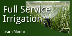 Learn more about our irrigation services